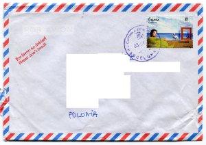 Hiszpania znaczki - turystyka