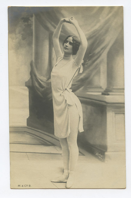 Theater Edwardian CLEO de MERODE Lady original old 1910s photo postcard I | eBay
