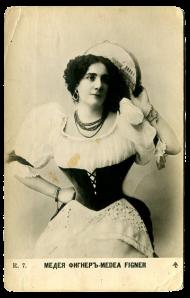 Medea Figner artystka operowa