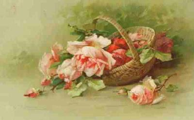 Catherine Klein Flower Artist Postcards | About Postcards