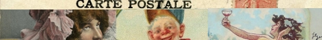 Stare pocztówki artystyczne i znaczki pocztowe
