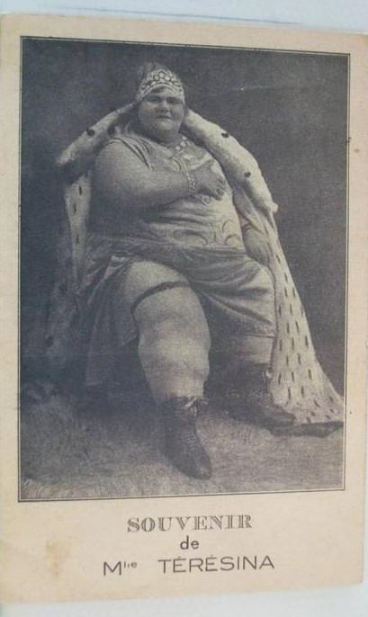 Pamiątka od Teresiny, stara pocztówka francuska  (foto: Mpcollections40 )