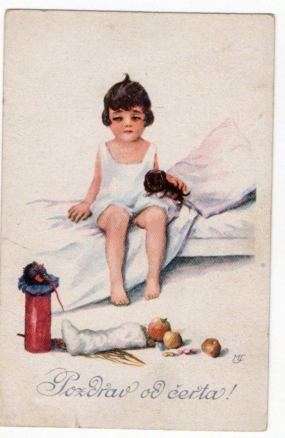 Dziecko i diabeł