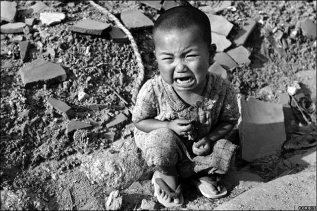 Pokój; Hiroszima 1945 (foto: nucleardarkness.org, corbis )