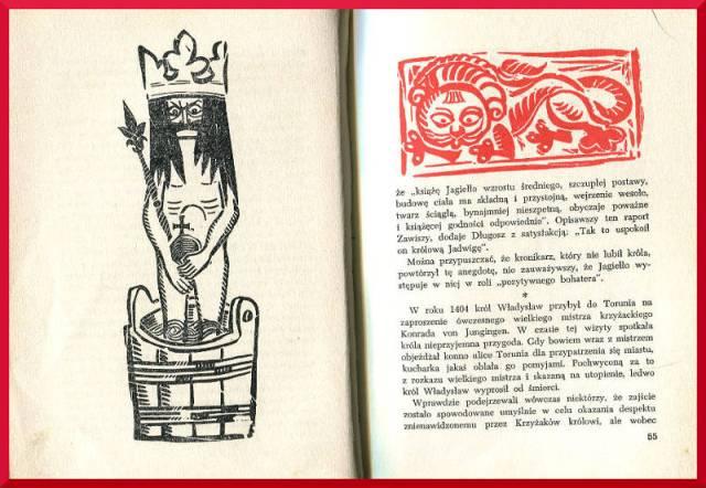 """Uwielbiam ilustracje Adama Kiliana """"Dawna Polska w Anegdocie (Maria Tomkiewiczowa, Władysław Tomkiewicz)"""