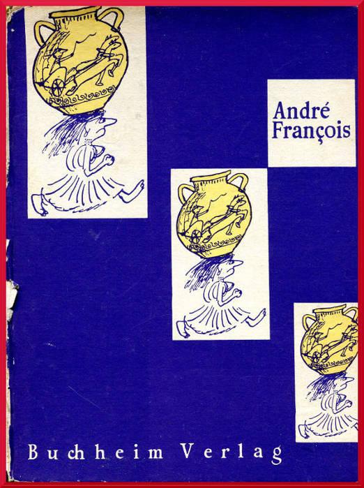 książka zakupiona u pana Krzysztofa:) François André, Buchheim-Verlag