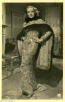 marlene dietrich on vintage postcards 2