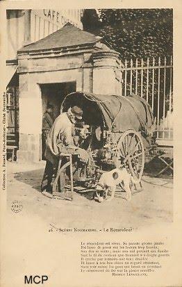 Wędrowny ostrzyciel (fot. museedelacartepostale)