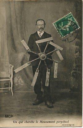 Wynalazca (fot. museedelacartepostale)