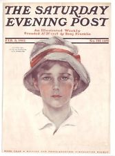The Saturday Evening Post, 1912