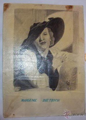 Marlene Dietrich, 20 EUR