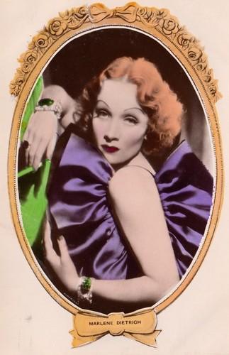 Marlene Dietrich - 37 funtów brytyjskich