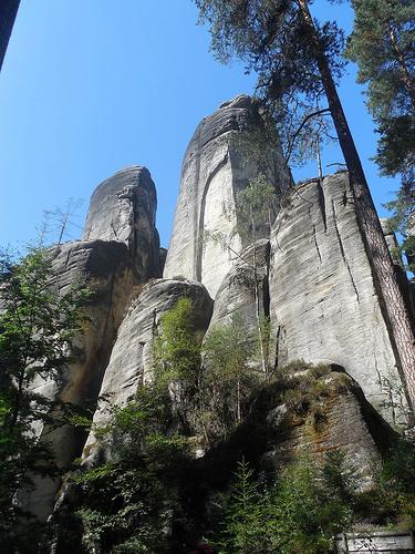 Adršpach Skalne Miasto Rock Town Czech Republic (6)