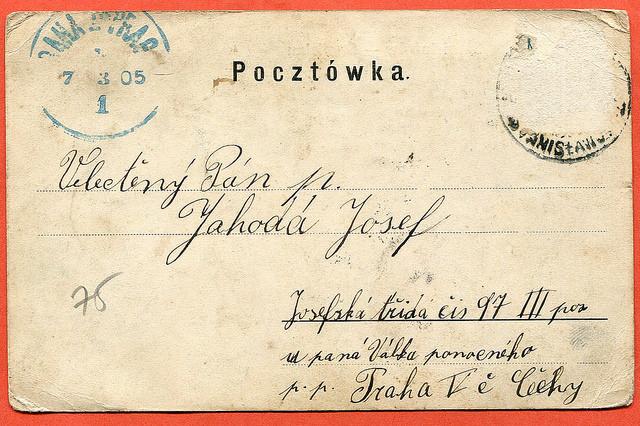 2 Kresy Stanislawow Stanislau 1905 Stara Pocztówka Iwano-Frankowsk Івано Франківськ Postkarte