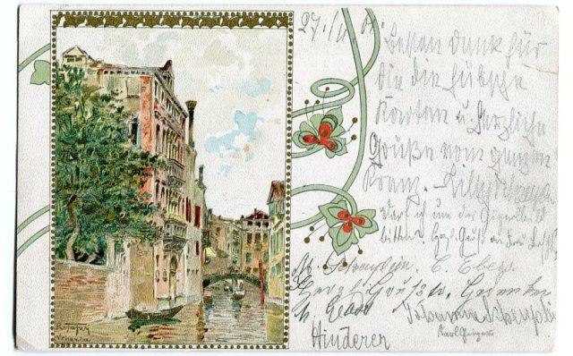 Wenecja 1901