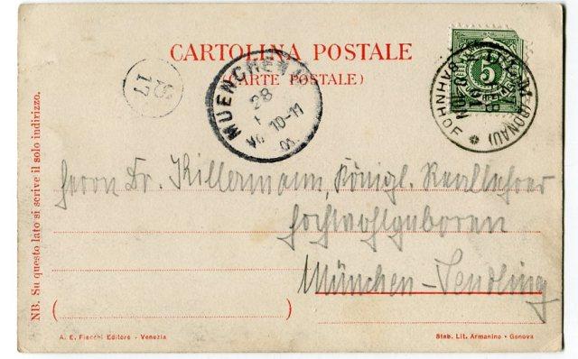 rewers Wenecja 1901