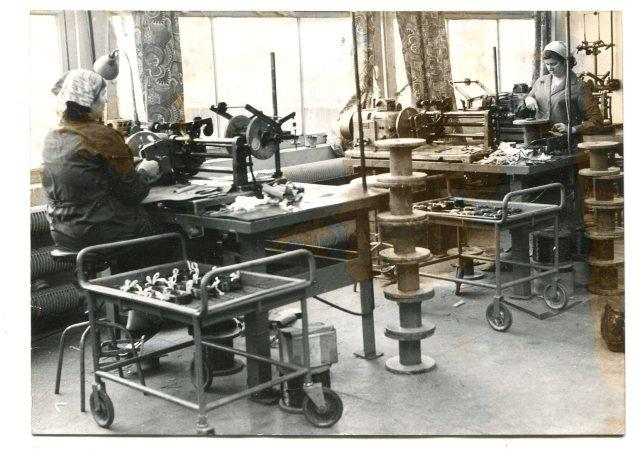 Warszawskie Zakłady Maszyn Elektrycznych WAMEL116