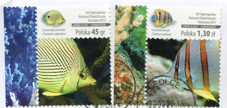 znaczki pocztowe 087