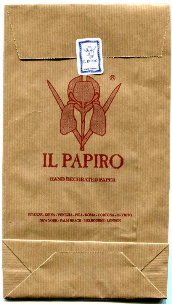 il papiro Firenze