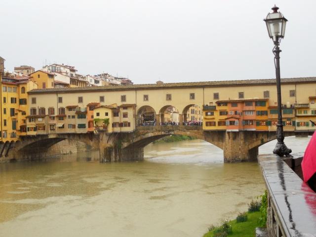 Ponte Vecchio Florencja