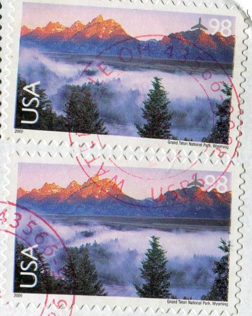znaczki pocztowe 097