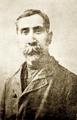 Niko Pirosmani (fot. wikipedia.org)