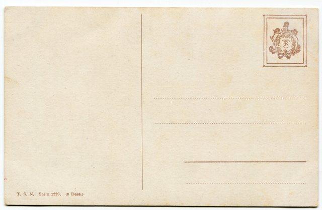 Arthur Thiele, Koci Bal, Serie 1229 T.S.N. (6 Dess) Theo Ströfer Nürnberg - REWERS