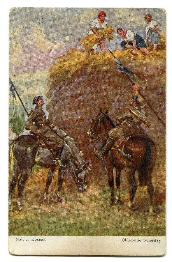 Ułani, Oblężenie Twierdzy, seria: Wesoła Wojna