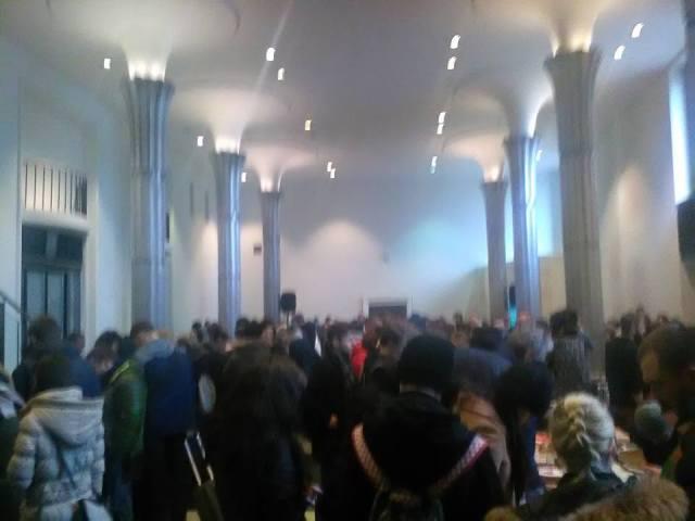 Wielki Antykwariat w Pałacu Kultury i Nauki w Warszawie, 06.03.2016